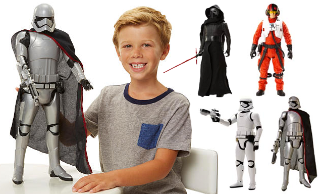 Star Wars: Episode VII 20-Inch Action Figures
