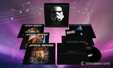 Experience the Music of John Williams and Star Wars on Glorious Vinyl with Epic Set