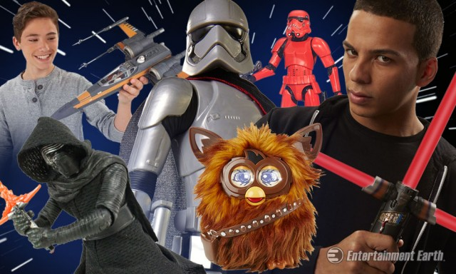 Our 10 Favorite Star Wars Episode VII Collectibles from Force Friday