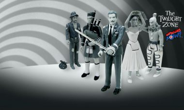 New Twilight Zone Action Figures Are in Search of a Collection