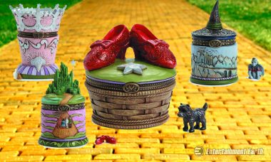 The Wizard of Oz Treasure Boxes Arrive Straight from Emerald City