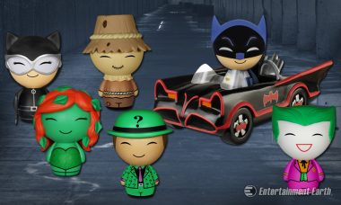 Batman and Villains Join the Funko Family As New Dorbz, Including the First Ridez
