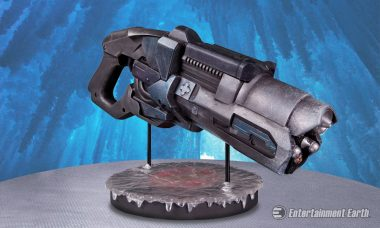 Have the Coolest Collection When You Get Captain Cold's Freeze Gun Replica