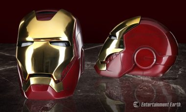 Get This Iron Man Helmet Prop Replica Today and Be As Cool As Tony Stark