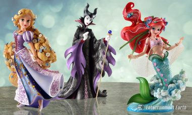 Add High Fashion to Your Collection with Disney Couture de Force Statues