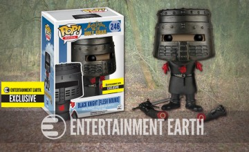 Monty Python Black Knight Pop! Vinyl Exclusive