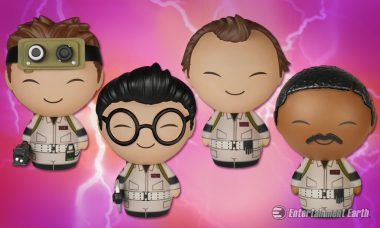 New Mission for the Ghostbusters: Take Down Evil as Dorbz Vinyl Figures