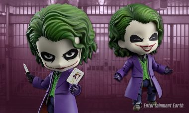 Maniacal Joker Has Never Been More Adorable Than as a Nendoroid Figure