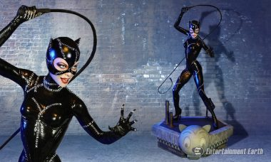 New Batman Returns Statue Is Catwoman, Hear Her Roar
