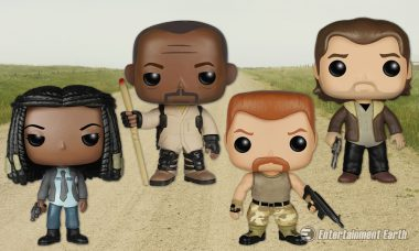 The Zombie Apocalypse is No Match for New Walking Dead Pop! Vinyl