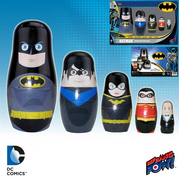 Batman Nesting Dolls-093015