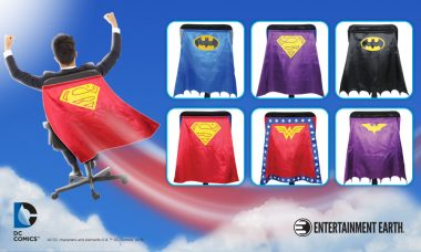Solve Your Halloween Costume Woes at Entertainment Earth