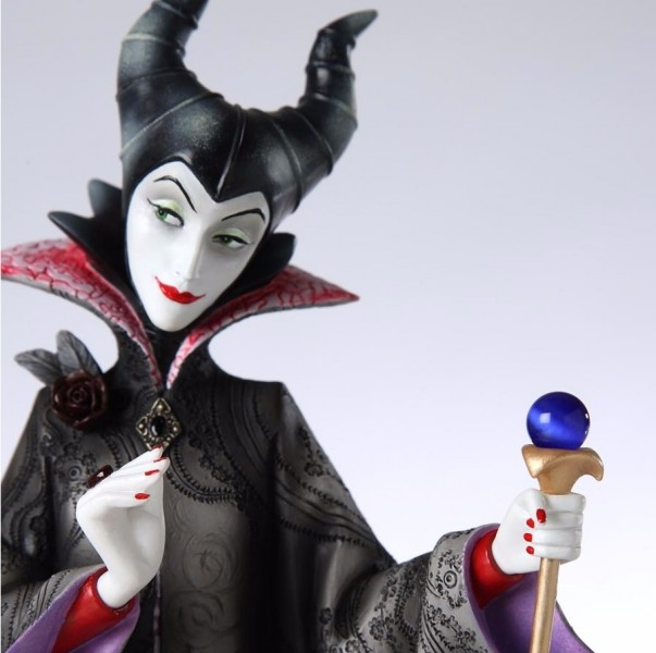 Maleficent Couture Statue