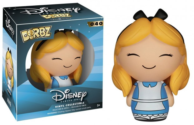 Alice in Wonderland Dorbz
