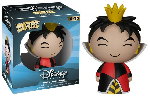 Queen of Hearts Dorbz
