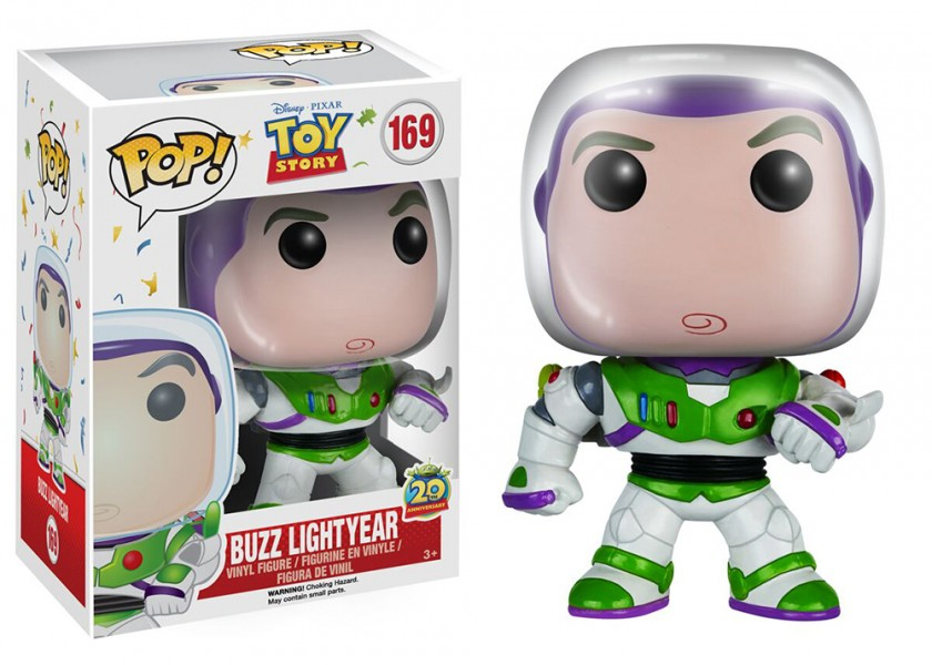 Toy Story Buzz Pop! Vinyl