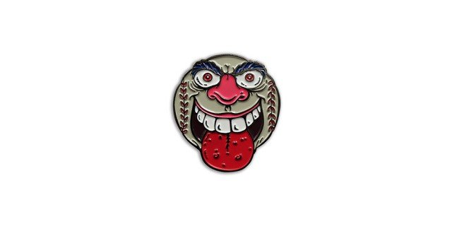 Madballs Screamin' Meemie Pin