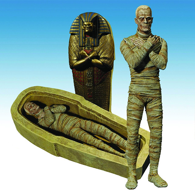 Universal Monsters Select The Mummy Action Figure