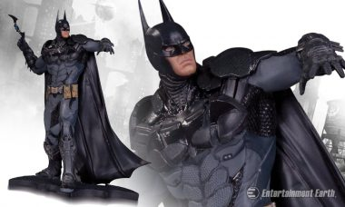 New Arkham Knight Batman Statue Is a Trophy Worth Collecting