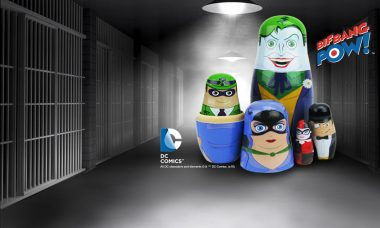 Gotham City Villains Are Popping Up as Collectible Nesting Dolls