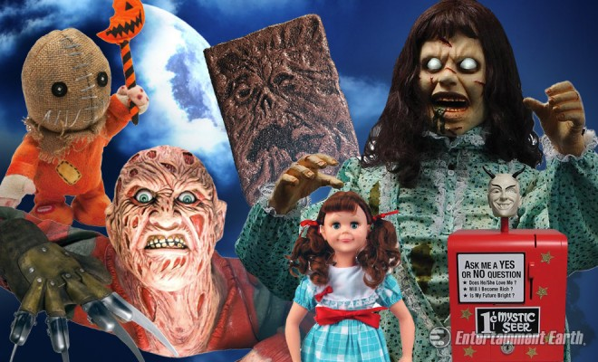 Top 10 Ghoulish Decor And Prop Replicas For The Halloween