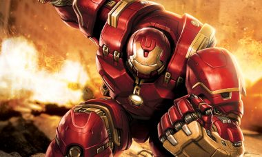 9.5 Foot Tall Hulkbuster Cosplay Wowed the Crowds of NYCC