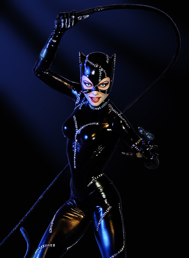 Batman Returns Catwoman Statue
