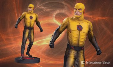 Get the Reverse Flash Statue from The Flash TV Series Before He Runs Off