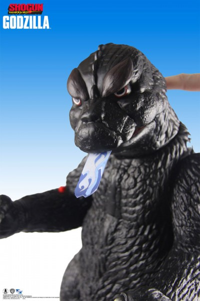 Godzilla Shogun Warriors 1964 Jumbo Action Figure