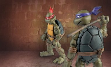 TMNT Second-In-Command Arrives as Next 1:6 Scale Figure