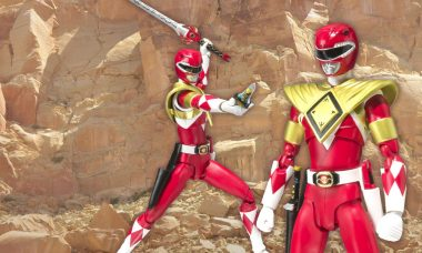 Red Ranger SH Figuarts Figure Is the Hero You Need to Defeat Lord Zedd