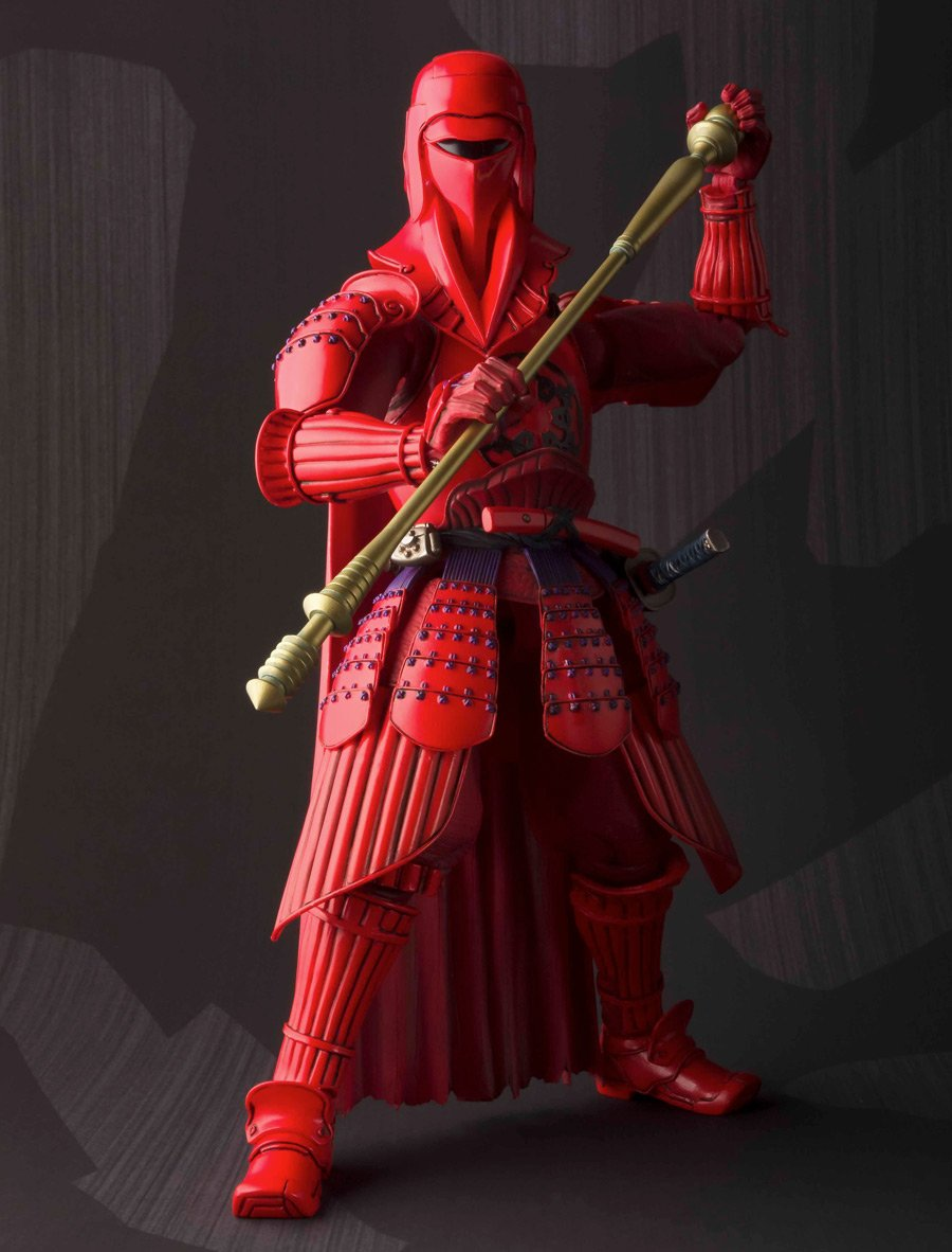 Star Wars Akazonae Royal Guard Meisho Movie Realization Action Figure