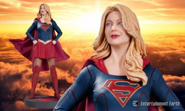Look to the Sky and Discover Supergirl, the Newest Hero to Join Your Collection