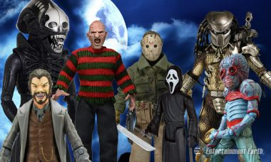Top 10 Chilling Action Figures for the Halloween Season