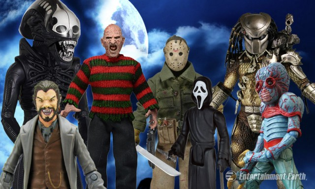 Top 10 Action Figures for the Halloween Season