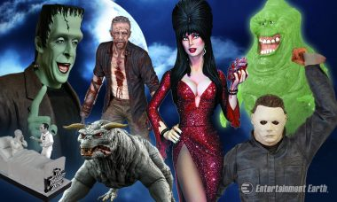 Top 10 Spooky Statues for the Halloween Season