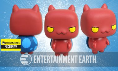 Our Second Bravest Warriors Exclusive Pop! Vinyl Figure Is Evil and Looking for Macaroni