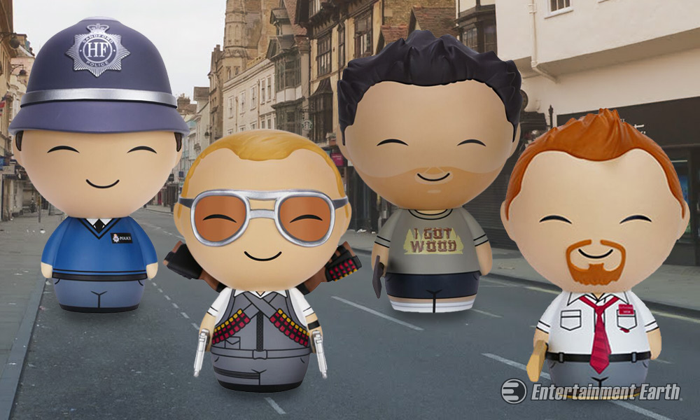Grow Your Cornetto Trilogy Collection With Shaun Of The