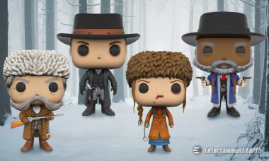 Bring the Wild West to Your Collection with Hateful Eight Pop! Vinyl Figures