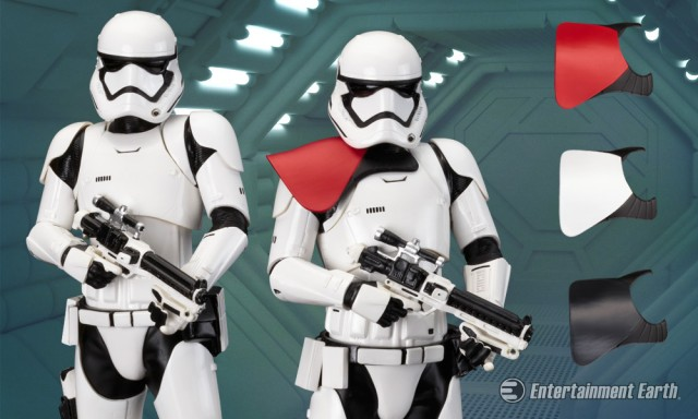 Star Wars: Episode VII - The Force Awakens First Order Stormtrooper 1:10 Scale ArtFX+ Statue