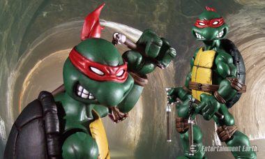 Chillest of the Teenage Mutant Ninja Turtles Becomes the Third Mondo Action Figure
