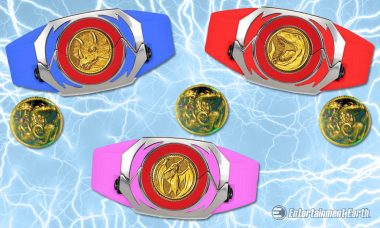 Become Your Favorite Power Ranger with New Legacy Edition Morphers