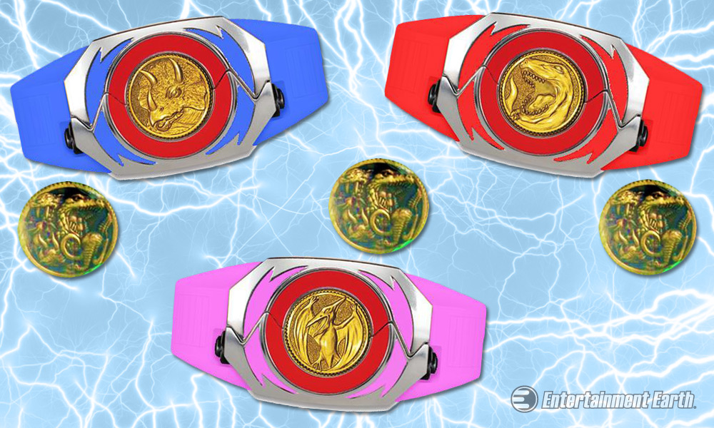 Become Your Favorite Power Ranger With New Legacy Edition