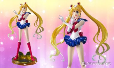 Transform Your Collection with This Sailor Moon Crystal Statue