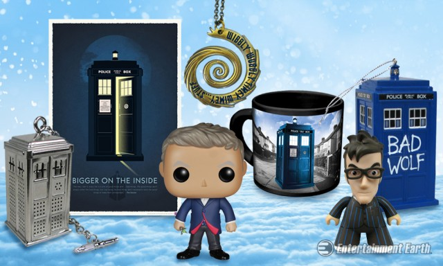 Top 10 Doctor Who Gifts