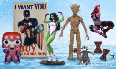 Top 10 Bold Marvel Gifts for the Holidays