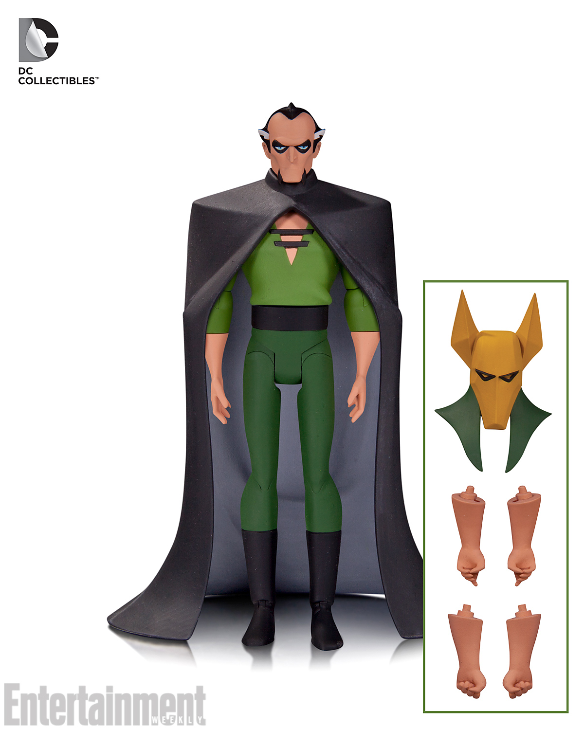 Ra's Al Ghul Animated Figure