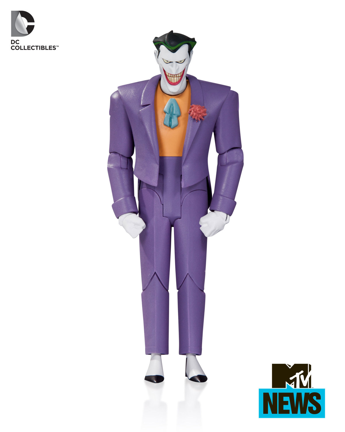 Joker Animated Figure