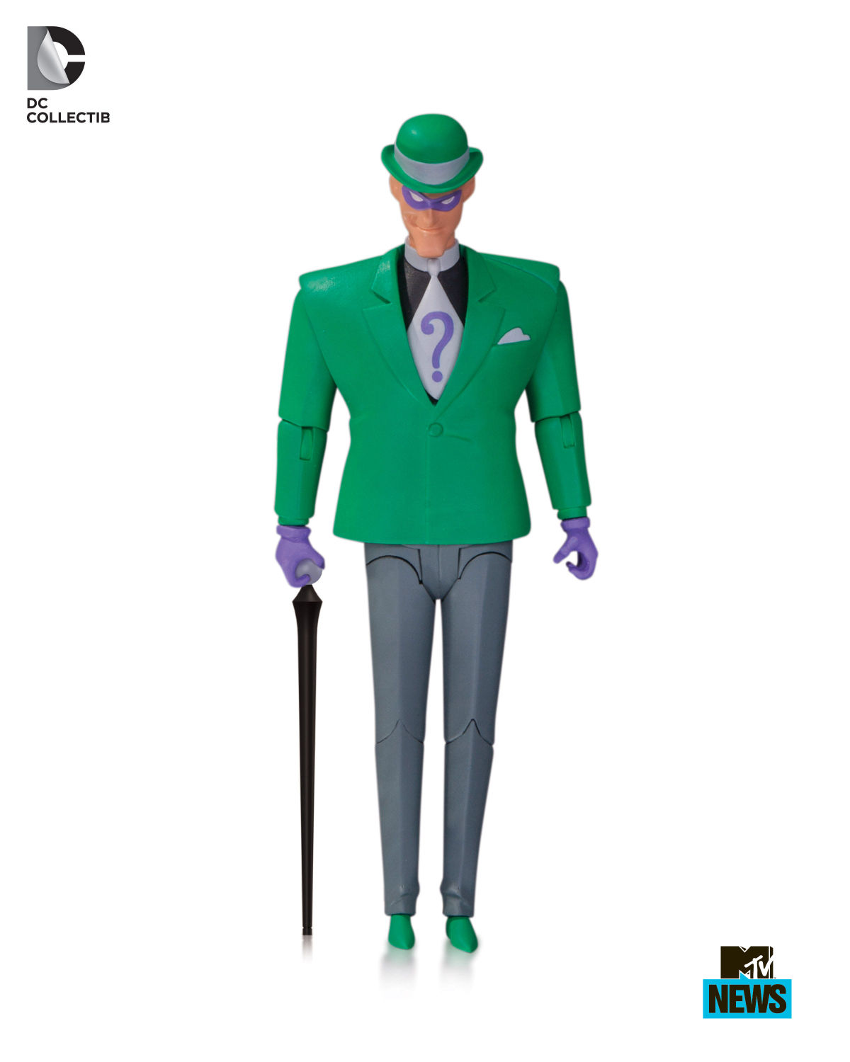 Riddler Animated Figure