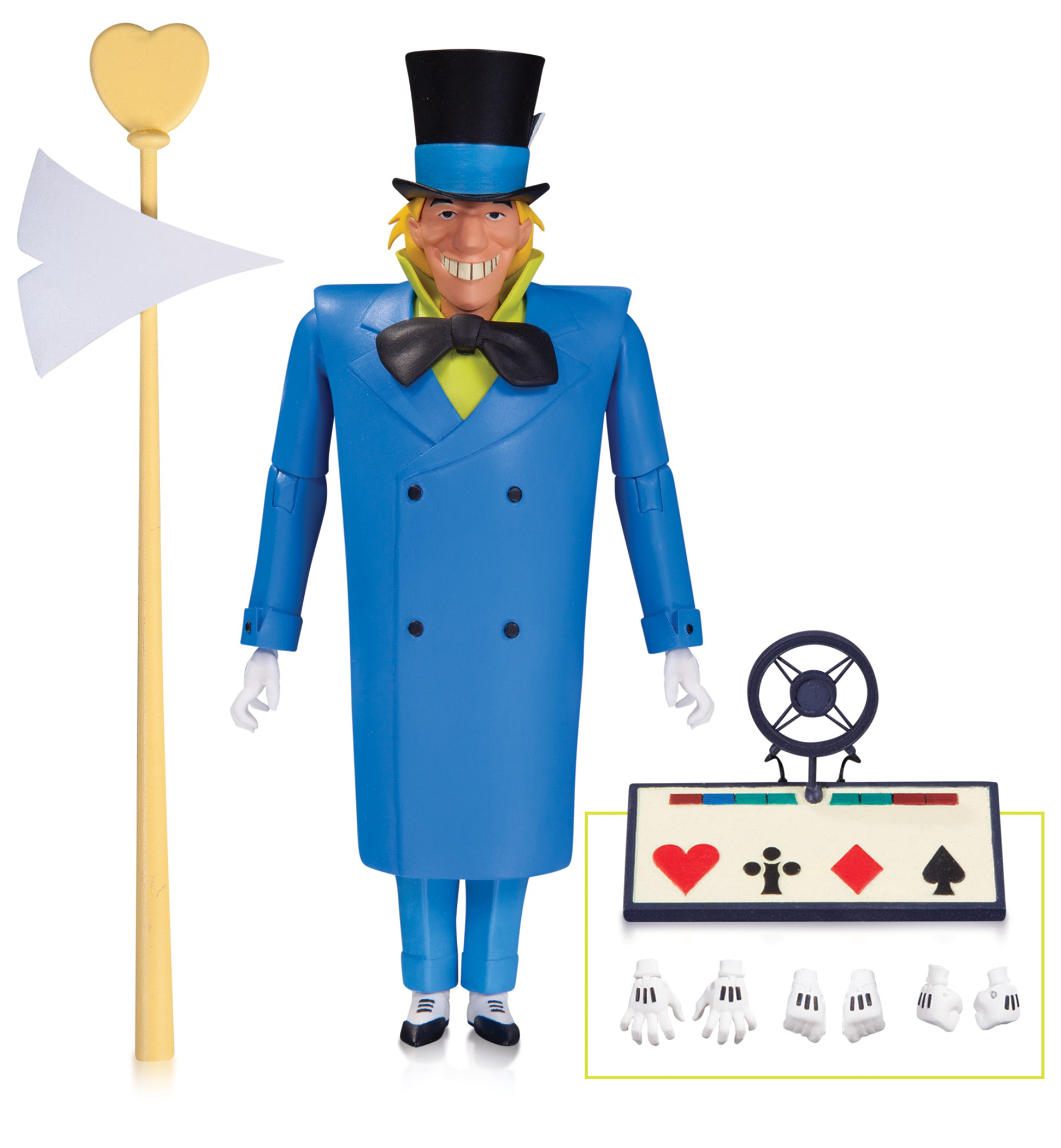 Mad Hatter Animated Figure
